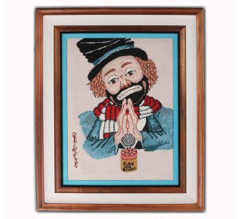 "Red Skelton's ""Pork and Beans"" Limited Edition Tapestry"