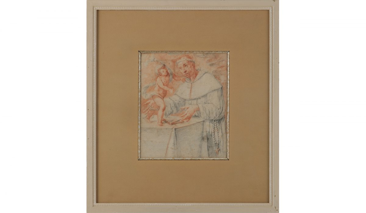 Gregory Pagani An Apostle's Vision of The Infant Christ