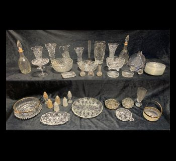 Household Crystal Collection