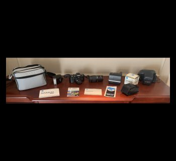 Vintage Photography Equipment/Accessories