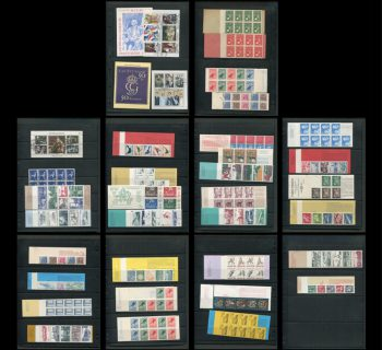 Mexico Stamp Collection 1856-1984